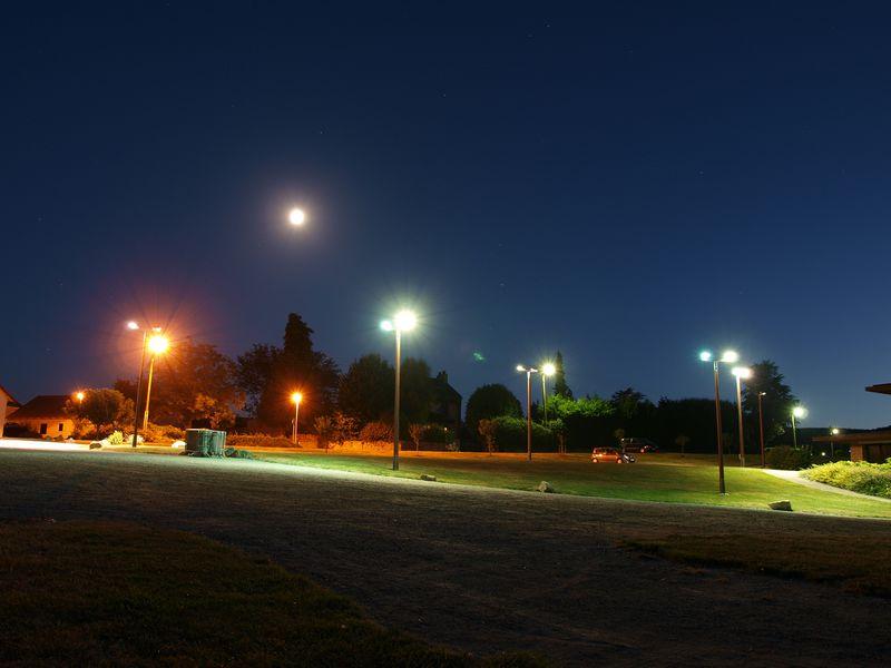 1 emplacement, 2 point de vue ! 2012-08-25_Parc_Nuit